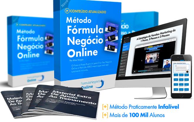 treinamento formula negócio online é bom